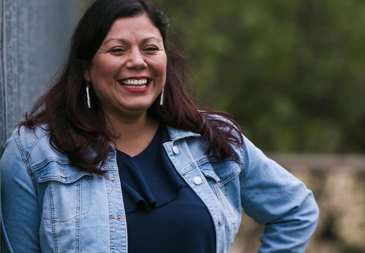 The First Native Woman Democrat in North Dakota Wore