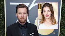 Ewan McGregor's daughter congratulates him on Golden Globes' win amid affair scandal