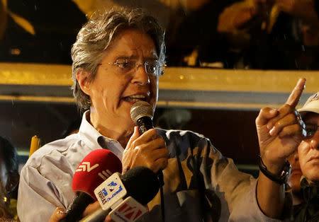 La oposición ecuatoriana impugna el resultado de las elecciones