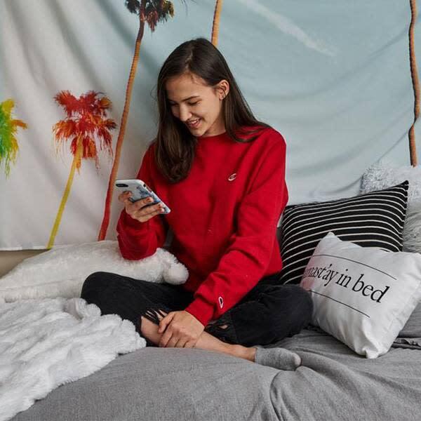 Deals on Dorm Essentials, Campus Style & More