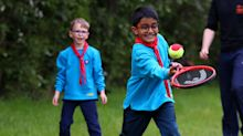 LTA and Scouts team up to boost participation among children of all backgrounds
