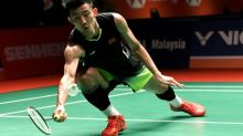 Badminton star Chen sets up Malaysia final against Son
