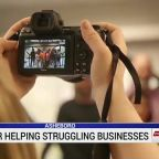 Photographer uses skills to promote businesses hurt by the COVID shutdown