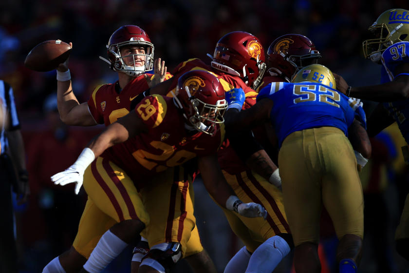 After strange offseason, USC eager to start Pac 12 title quest vs