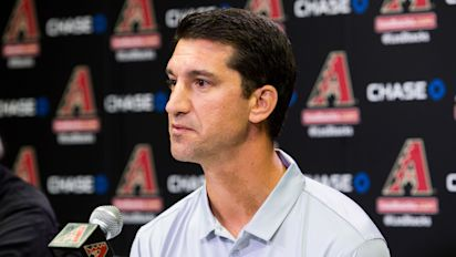 D-Backs GM takes leave as wife battles cancer