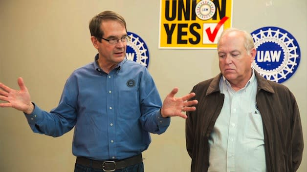 uaw lost vw vote  workers thought union couldnt  wouldnt   rattner