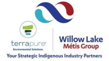 Willow Lake Métis Group and Terrapure Environmental Form Strategic Partnership