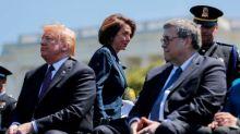 Trump says 'good chance' Democrats will back his immigration, border plan
