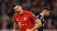 Lewandowski strikes again as Bayern see off Red Star