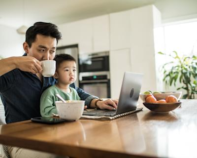 Tips for working from home with a spouse and children during the coronavirus