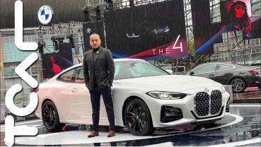 【新車搶先看】大膽設計 就是要你愛上它 BMW 420/430/M440i 德哥賞車