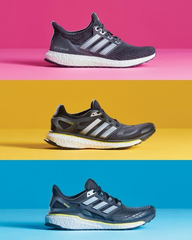 adidas celebrates 5 years of Boost technology with an