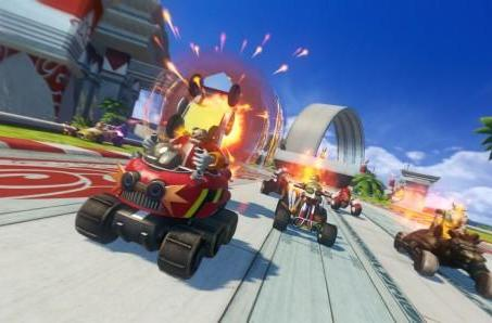 Team Fortress 2 characters join Sonic & All-Stars on PC