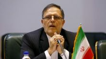 U.S. imposes sanctions on Iran central bank governor