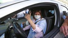 17 de octubre: qué dijo Patricia Bullrich sobre las movilizaciones de Camioneros y otros gremios