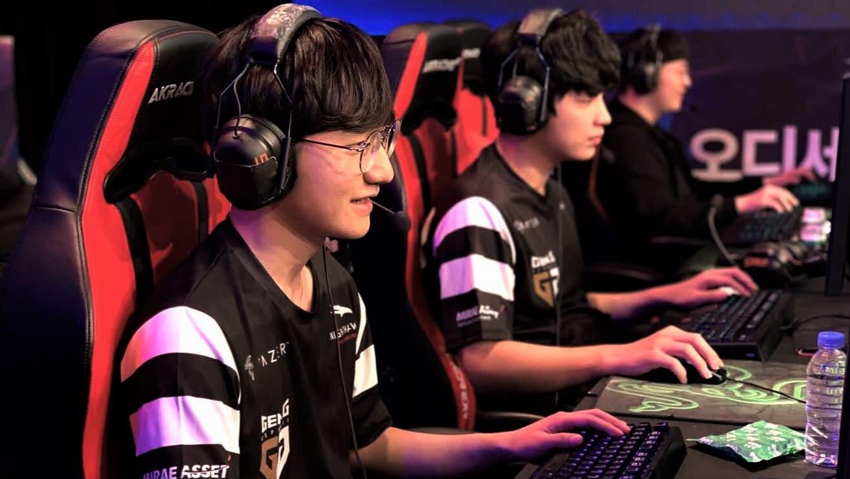 韓國LCK聯賽開幕戰的門票不到一天全數售罄。圖:翻攝自 Gen.G LOL 官方粉絲專頁