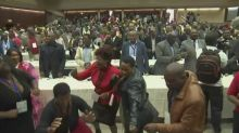 Jubilation in Zimbabwe as Mugabe is sacked by his own party