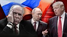 Former CIA director says Russia could 'have something' on Trump