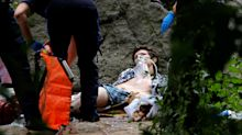 New York Central Park 'Explosion' 'Blows Off Man's Leg'