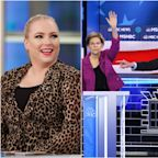 Meghan McCain likened the cutthroat Democratic debate to the 'Game of Thrones' 'Red Wedding' episode
