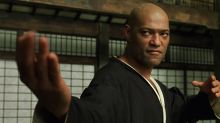 Laurence Fishburne confirms he won't be in 'Matrix 4'