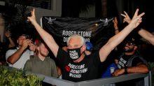 'A free man': Trump commutes longtime adviser Roger Stone's prison sentence