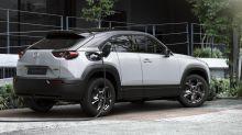 除了用小電池,Mazda 還故意限制了 MX-30 的扭矩