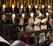 There's a Simple Reason Why There Was an Empty Seat at the Royal Wedding