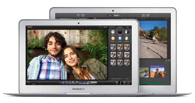Das MacBook Air kann doch 4K