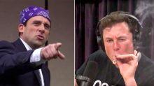 Quem disse isso: Elon Musk ou Michael Scott?