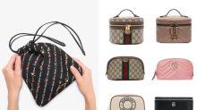 愛美女生必備時尚品牌化妝袋 精選Gucci 、Miu Miu、Bottega Veneta、Burberry等人氣網購款