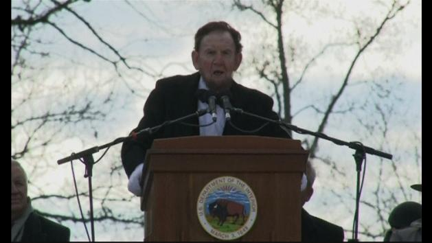 US marks 150th anniversary of Lincoln's Gettysburg address