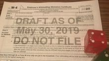 New, confusing W-4 form is coming for 2020: What to do now to get bigger tax refund