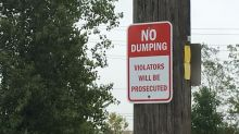 City installs security cameras in bid to curb illegal dumping