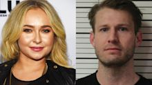 Hayden Panettiere's boyfriend arrested for domestic battery after he allegedly punched her on Valentine's Day