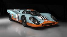 The Brumos Collection opens showroom with Steve McQueen's Porsche 917K