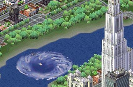 SimCity announced for the DS in Japan