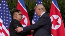 PHOTOS: Trump, Kim arrive on Sentosa for historic summit