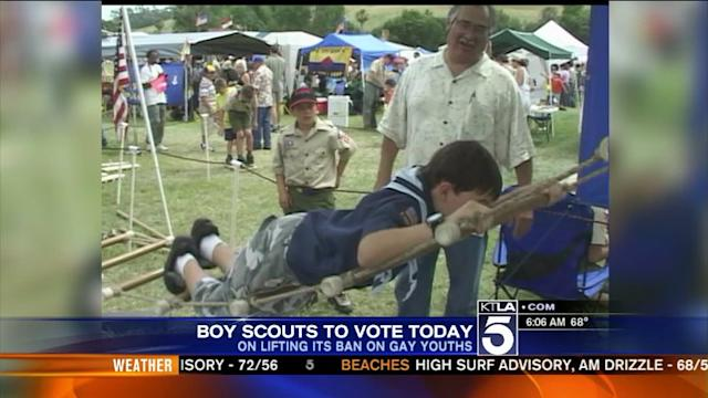 Parents Threaten to Remove Sons if Boyscouts Remove gay Ban