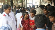 1 child dead, over 100 hospitalised due to food poisoning at Mumbai school