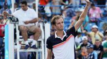 Tennis - Cincinnati - Cincinnati: Djokovic avec Medvedev, rude pour les Françaises