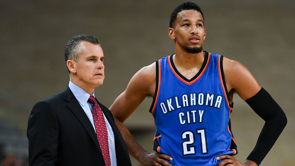 NBA playoffs: Thunder coach will 'trust' Andre Roberson at free-throw line vs. Rockets