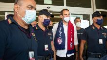 """Godin se despide de los aficionados del Inter dando gracias por el """"afecto"""" recibido"""