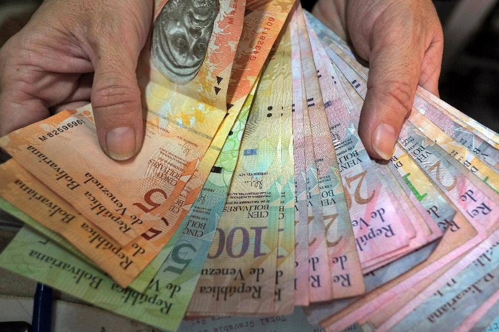 Venezuelan President Nicolas Maduro said the move was necessary after a Venezuelan investigation found that billions of bolivars, in bills of 100, were stashed away by international mafias, mainly in Colombian cities but also in Brazil