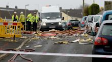 Close call for pensioner who walked out of wreckage of bungalow after 'gas explosion'