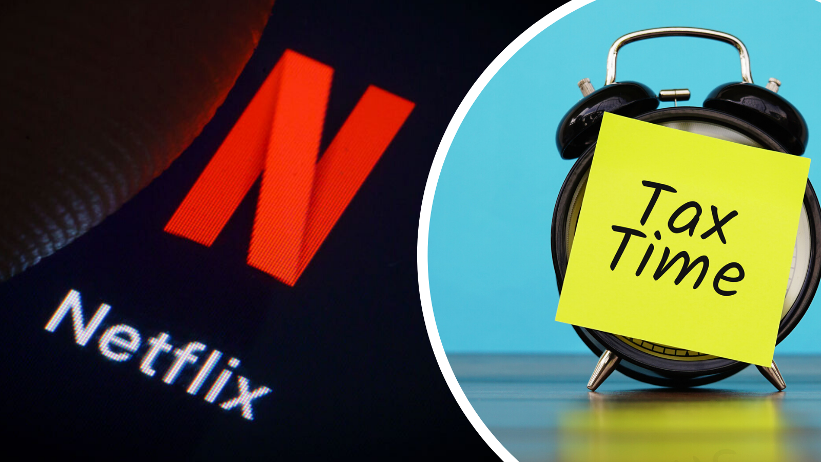 'Your $13.99 Netflix subscription is more than what the company paid in tax'