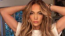 Jennifer Lopez Just Showed Off Rockstar Abs On Instagram