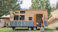 'People think they're just RVs': Tiny house builder describes the appeal and issues