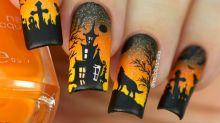 El mejor 'nail art' para Halloween que hemos encontrado en Instagram
