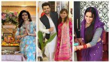 Ganesh Chaturthi: Karishma Tanna, Arjun Bijlani And Others Share Sneak Peek Of Their Celebrations